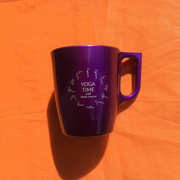 Чаша Yogatime