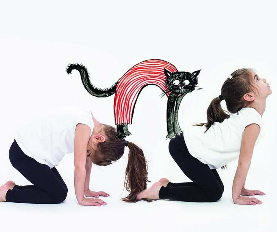За йогата като начин на живот и ползите от нея за децата
