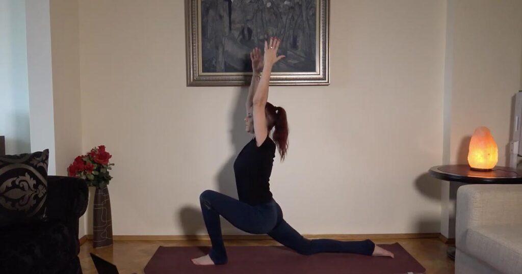 Zoom йога за бременни - 3 декември 2020 (продължителност - 60 минути)